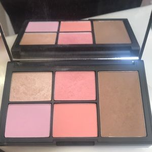 NARS Makeup - NARS blush palette